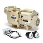 PoolSupplyWorld EXPERT Intelliflo Expert Value Bundle with Pump Unions and Intermatic Surge Protector