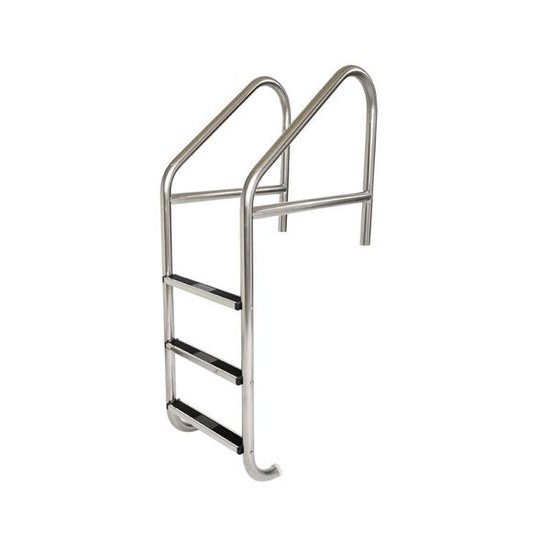 Standard Crossbrace Plus Ladder Stainless Steel Treads