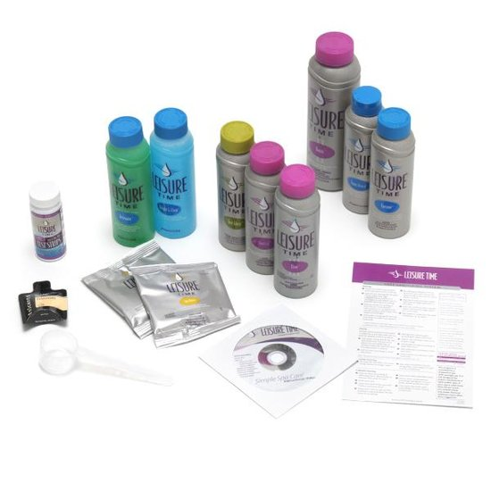 Complete Spa Care Kit-Free San