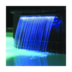 Fiberstars 24 in. Rain Waterfall