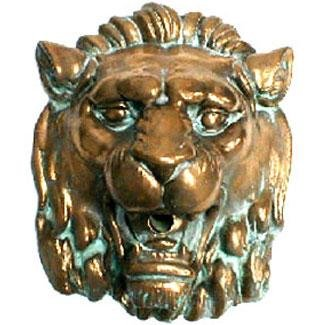 Pentair WallSpring Lion Roman Gray