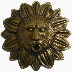 Pentair WallSpring Lion Sun Gray