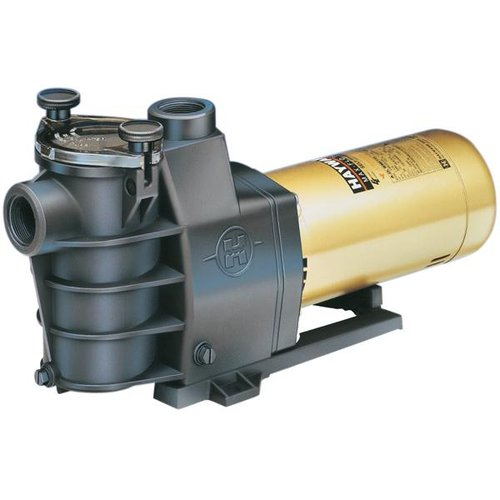 Hayward sp2815x20 max flo max rated single speed 2hp pool How to prime a hayward swimming pool pump