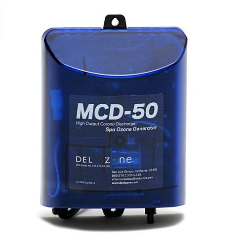 Mcd Stock Quote: Del Ozone MCD-50RPOZM MCD-50 High-Output For Spas 110V (UR