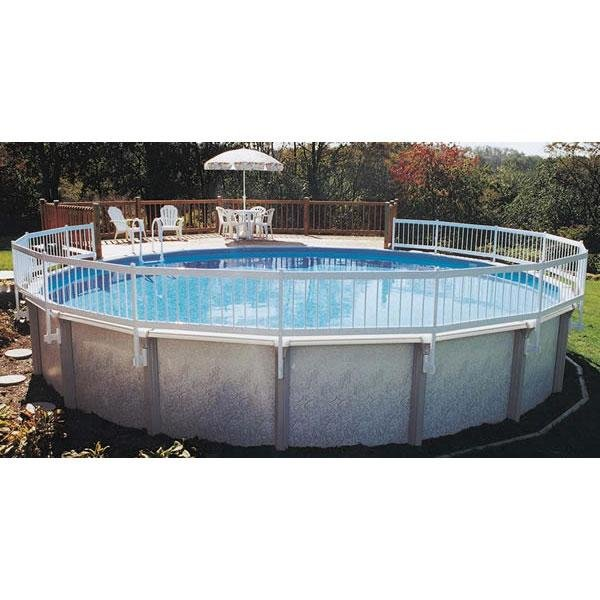 A/G Pool Resin Fence Kit