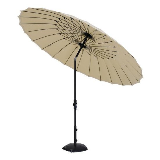 Canton 10' Umbrella Khaki