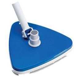 Ocean Blue Triangular Vacuum Head