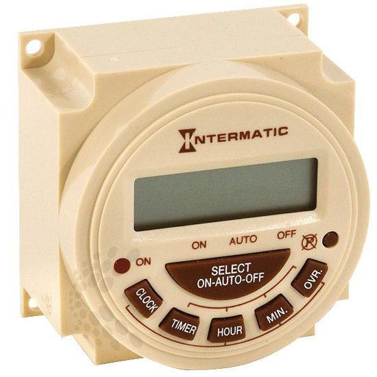 Intermatic Timer Electric