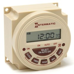 Intermatic SPST 24-Hour Switch