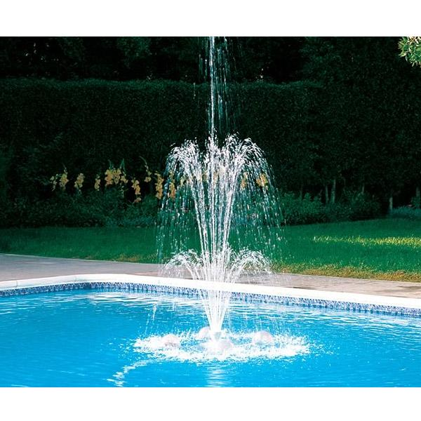Pool Fountains House Home