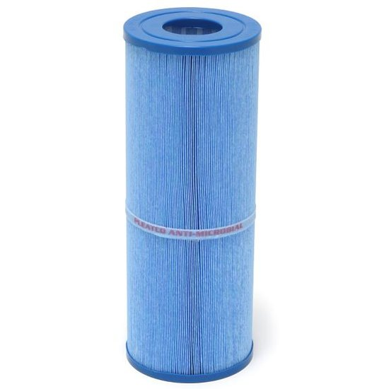 Pleatco PRB50-IN-M Filter Cartridge for Hayward SwimClear C2020, C2025, Super-Star-Clear C2000, and Sta-Rite PRC 50 (Antimicrobial)