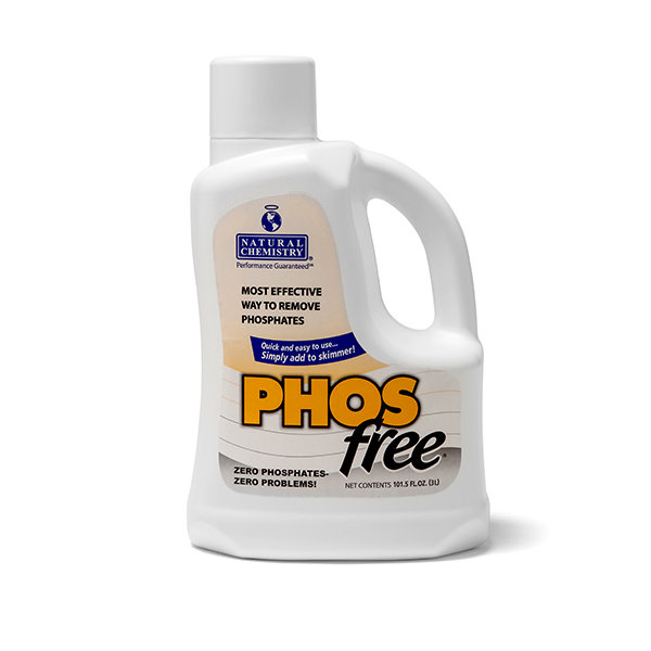 Natural Chemistry 05121 PHOSfree 3 L