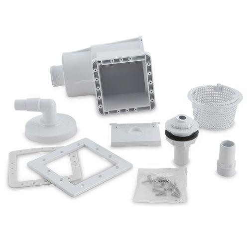 Hayward Sp1091lx Skimmer With Accessory Kit For Above Ground Pools