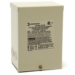 Intermatic 100-Watt Safety Transformer - PX100