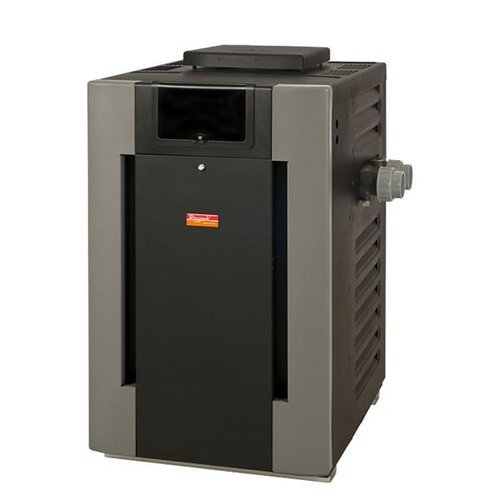 Raypak 013731 Digital 399,000 BTU Natural Gas Cupro-Nickel Heat Exchanger Commercial Pool Heater- B-R408-EN-X#50