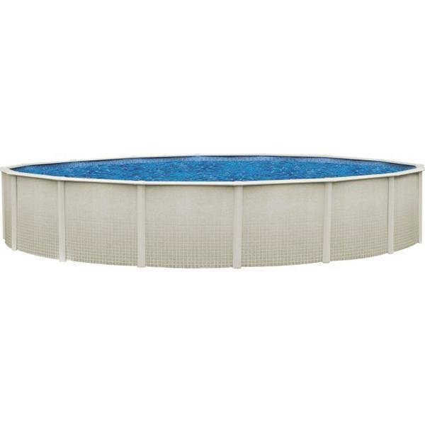 18' Round Above Ground Pool Package