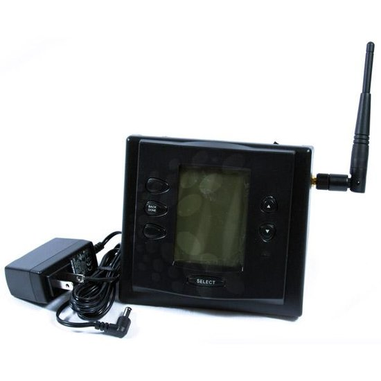 Jandy Wireless Panel Black