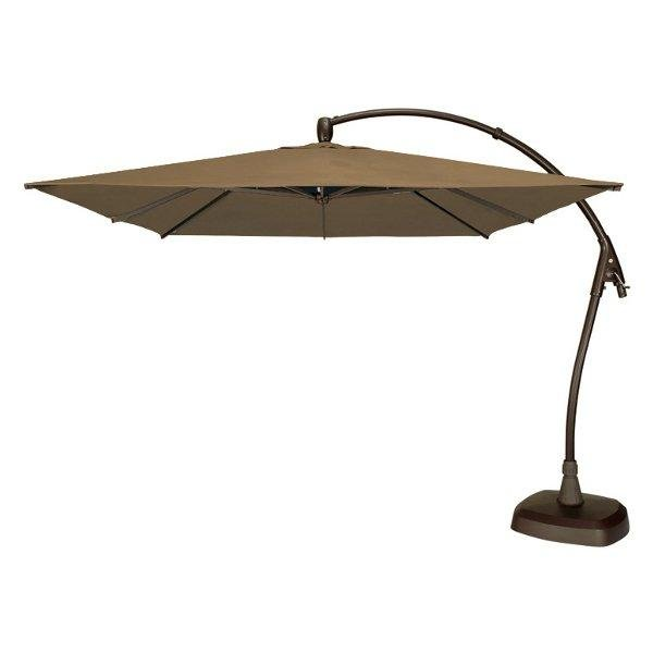 Seabrooke 10' Umbrella Cham.