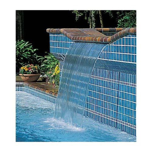 Jandy 1304cbf Sheer Descent 4 Waterfall With 12in Super