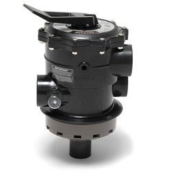 Hayward Multiport Vari-Flo Control 2 in. FIP Valve - Black
