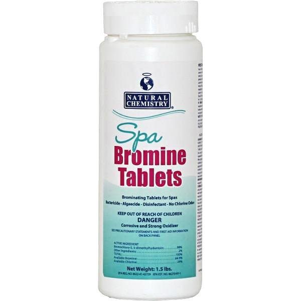 Brominating Tablets 1.5 lbs