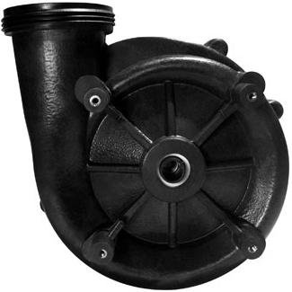 AQUA-FLO WET END 2HP 1 1/2IN SIDE DISCHARGE AF