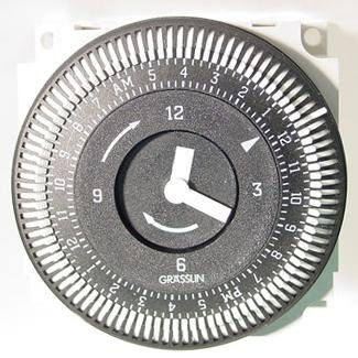 GRASSLIN TIME CLOCK