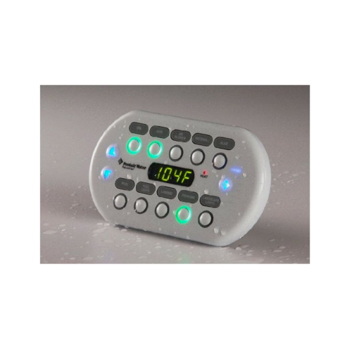 Pentair Intellibrite Controller Remote Light Control Part: Pentair 521178 SpaCommand Spa-Side Remote Control With 150