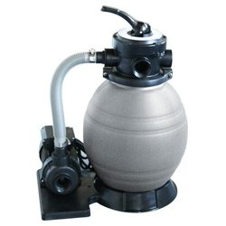 Splash Small Above Ground Pool Sand Filter System