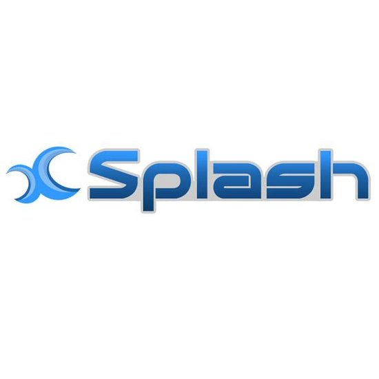 Splash 9in x 36in ladder pad  logo