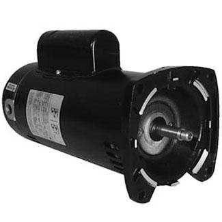 Century a o smith sqs1152r 48y square flange 1 1 2 or 1 4 for Century pool and spa motor