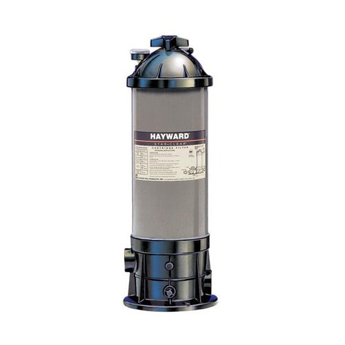 Hayward c500 star clear cartridge 50 sq ft in ground pool filter - Hayward pool equipment ...