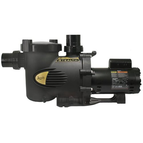 Jandy Shpm2 5 2 Stealth Energy Efficient High Head 2 1 2hp Up Rated Dual Speed Pool Pump 230v