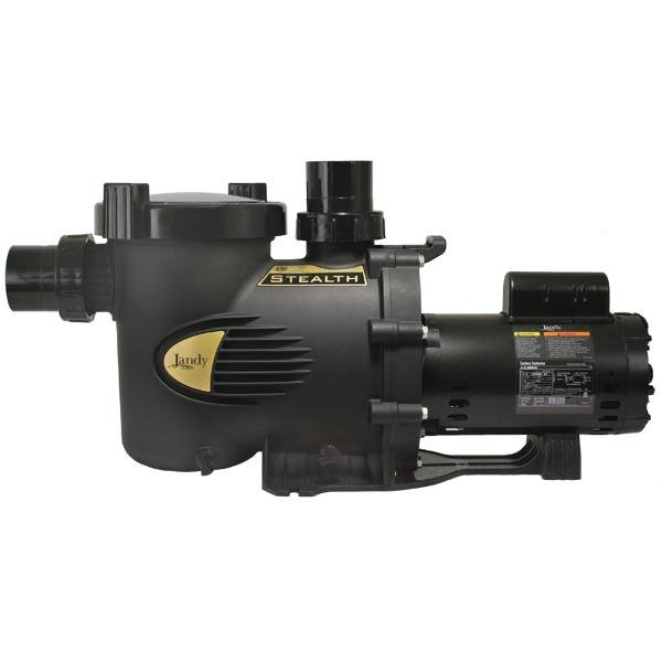 Jandy Stealth 1-1/2HP Pool Pump