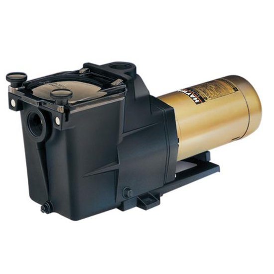 Hayward SP2607X102S Super Pump Full Rated High Performance Dual Speed 1HP Pool Pump, 230V