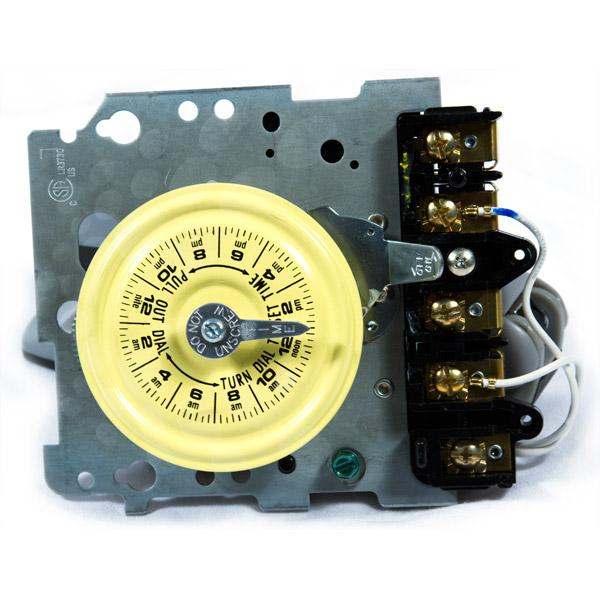 Intermatic e10694 pool timer wiring diagram sprinkler for Intermatic sprinkler timer motor