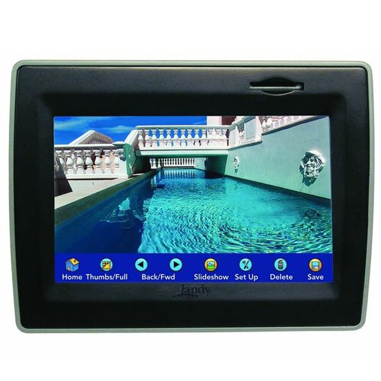 Jandy TouchLink Flush Mount