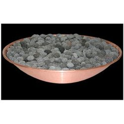 Tumbled Lava Media 120 in.