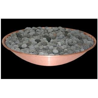 Tumbled Lava Media 36 in.
