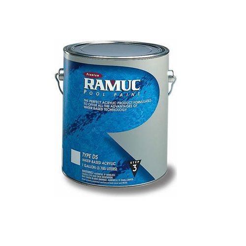Ramuc type ds acrylic pool paint for Types of acrylic paint