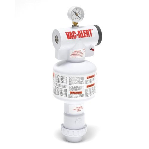 Vac-Alert Model Safety Vacuum Release System SVRS Suction Life