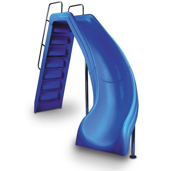 Inter-Fab Wild Ride Pool Slide Blue