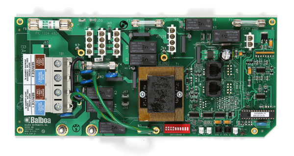 Replacing The Circuit Board On Your Spa Or Hot Tub on balboa heater, balboa control diagram, spa diagram, balboa control panel, balboa schematic,