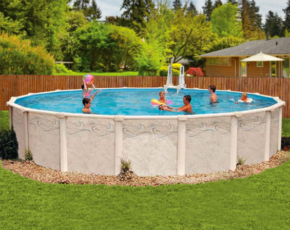 Above Ground Pools - Shop Swimming Pools