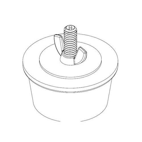 Paramount 005302432000 Paramound Sdx Winterizing Plug For