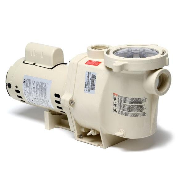 Pentair WhisperFlo Full Rated Standard Efficiency 3HP Pool Pump, 230V
