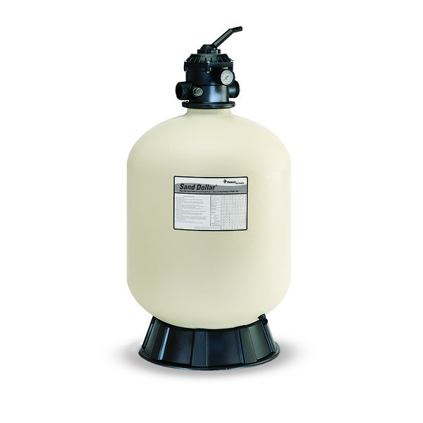 Pentair 145320 SD40 Sand Dollar Sand Filter with MultiPort Backwash Valve