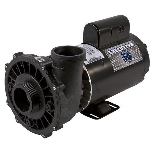 Waterway 3721621-1D Executive 56-Frame 4HP Dual-Sd Spa Pump, 2in.  on