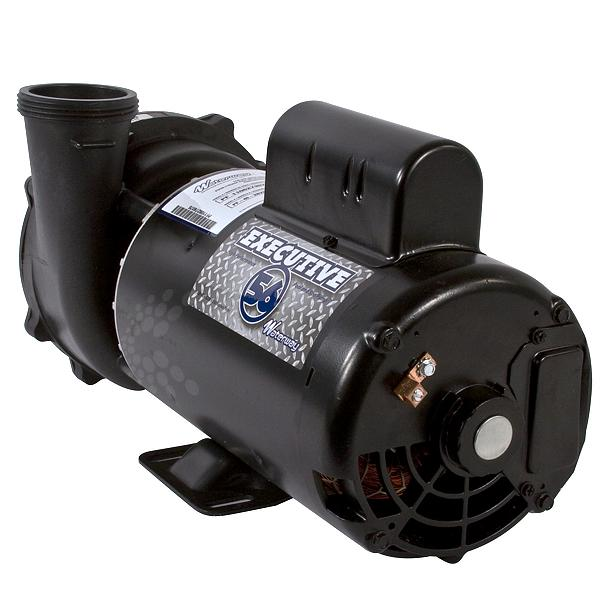 Details about Waterway Executive 56-Frame 4HP Single-Sd Spa Pump 2