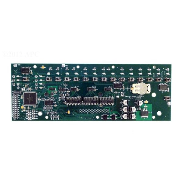Pentair IntelliTouch Pool / Spa Universal Automatic Outdoor Circuit Board  - 520287